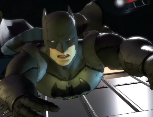 Batman Telltale Episode 1 Gameplay – Comic Con 2016